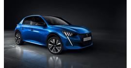 Peugeot 208 Électrique :  Dispo dès le lancement ?