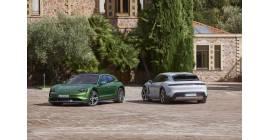 Porsche Taycan Cross Turismo: Tout-chemin branché