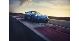 Porsche 911 GT3 2021 : parfaite pour les courses