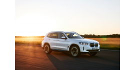 BMW iX3 2020 : Le nouveau SUV 100% électrique de BMW