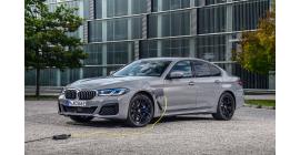 BMW Série 5 545e : l'hybride rechargeable au 6-cylindres en ligne