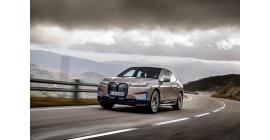 BMW iX : le futur électrique de BMW