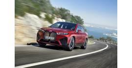 BMW iX: la gamme complète et tous les tarifs