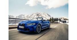 115 000 € et 510 ch lachés au grand air : voilà la nouvelle BMW M4 cabriolet