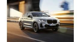 BMW X3 et X4 : restylés pour l'été