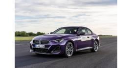 BMW dévoile sa nouvelle Série 2 Coupé: infos, prix, photos