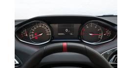 La Peugeot 308 repasse au compteur à aiguilles