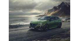 Nouvelle Peugeot 308 (2021) : Nouveau logo et hybride rechargeable