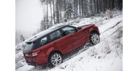 Des Land Rover autonomes pour du tout-terrain sans les mains !