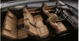 Le Lexus RX 450hL arrive en Europe