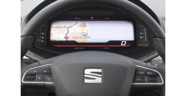Deux modèles équipés du nouveau Seat Digital Cockpit