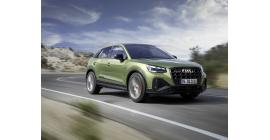 Audi SQ2 restylé : toujours 300 ch et un look subtilement revu