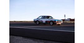 Trois Peugeot à l'arrivée du Tour Auto 2018