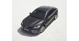 Camry Hybrid : La grande Toyota traverse enfin l'Atlantique !