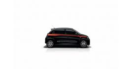 Série limitée Red Night pour la Renault Twingo
