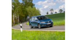 Grand Monospace: Volkswagen arrête le Sharan