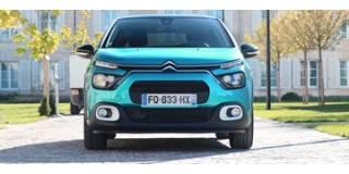 Essai de la Citroën C3