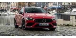 Essai de la Mercedes CLA