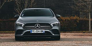 Essai de la Mercedes Classe A