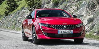 Essai de la Peugeot 508