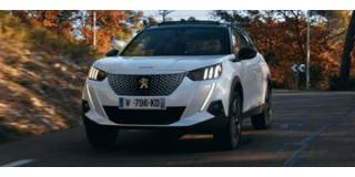 Essai de la Peugeot e-2008