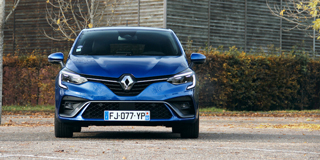 Essai de la Renault Clio 5