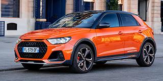 Essai de l'Audi A1 citycarver