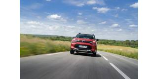 Essai du Citroën C3 Aircross