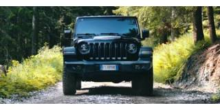 Essai du Jeep Wrangler