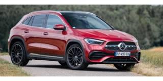 Essai du Mercedes GLA
