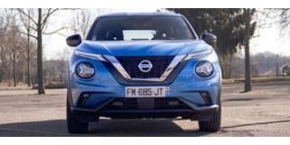 Essai du Nissan Juke