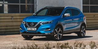 Essai du Nissan Qashqai