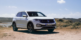 Essai du Volkswagen T-Cross