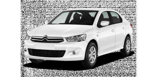 Citroën C-Elysée en leasing