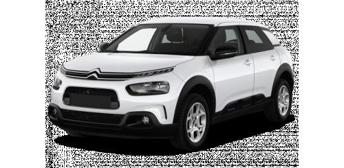 Citroën C4 Cactus en leasing
