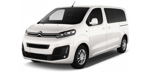 Citroën SpaceTourer en leasing