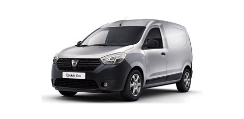 Dacia Dokker Van neuf