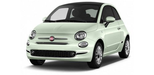 Fiat 500 en leasing