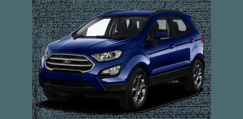 Ford Ecosport neuf