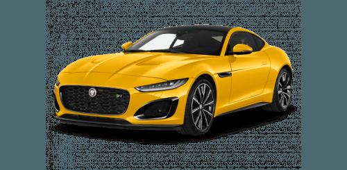 Jaguar F-Type Coupé neuve