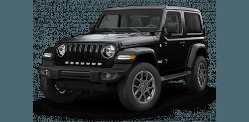 Jeep Wrangler neuf