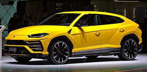 Lamborghini Urus neuve