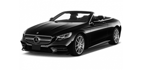 Mercedes Classe S Cabriolet neuve