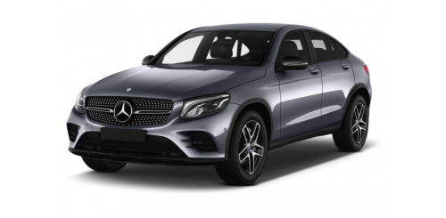 Mercedes GLC Coupé occasion