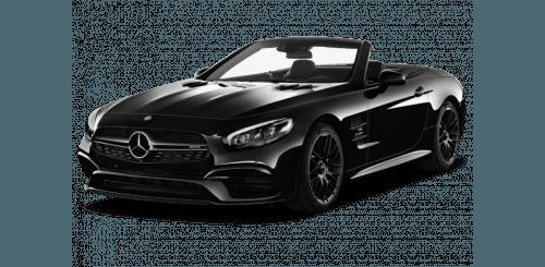 Mercedes SL neuve