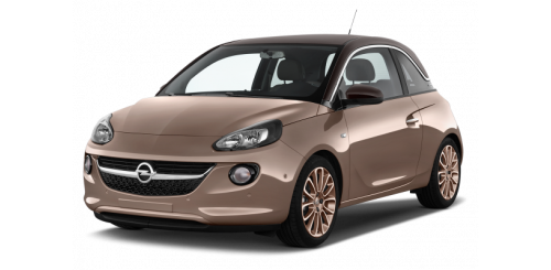 Opel Adam en leasing