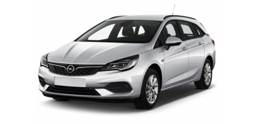 Opel Astra Sports Tourer en leasing