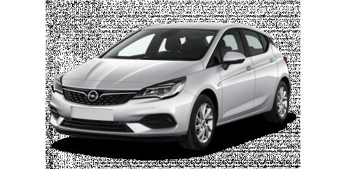 Opel Astra en leasing