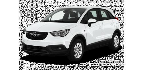 Opel Crossland X en leasing