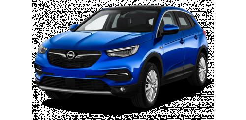Opel Grandland X en leasing